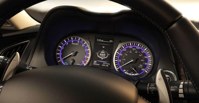 2015 Infiniti Q50 S Hybrid旗艦款  第10張相片