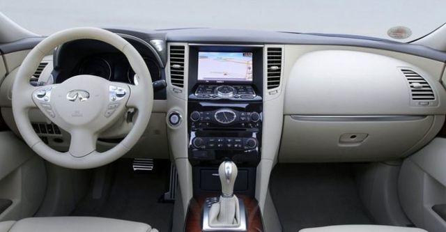 2015 Infiniti QX70 3.7 V6豪華款  第9張相片