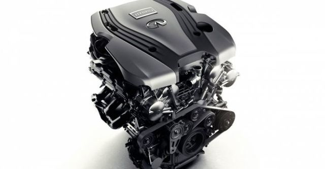 2014 Infiniti Q50 S Hybrid豪華款  第4張相片