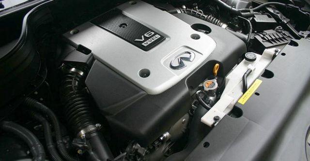 2014 Infiniti QX50 3.7 V6  第4張相片