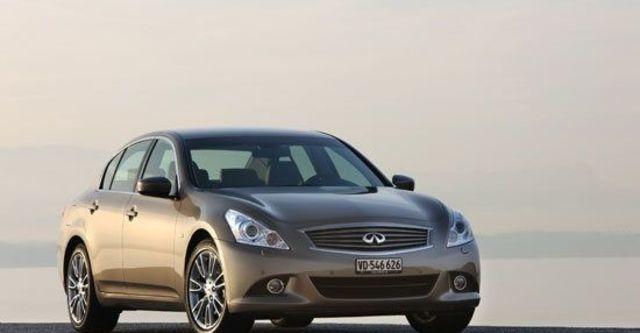 2012 Infiniti G Sedan 25  第2張相片