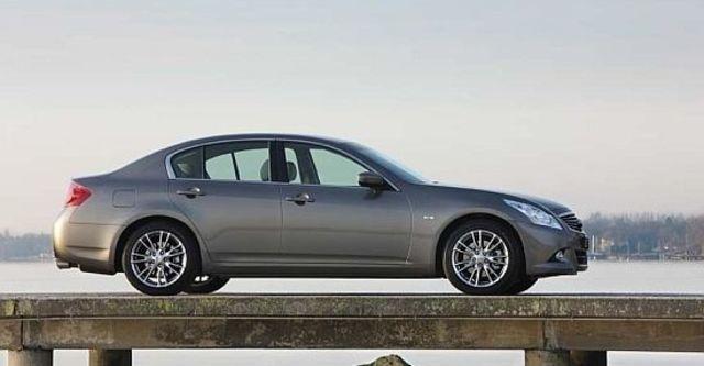 2012 Infiniti G Sedan 25  第3張相片