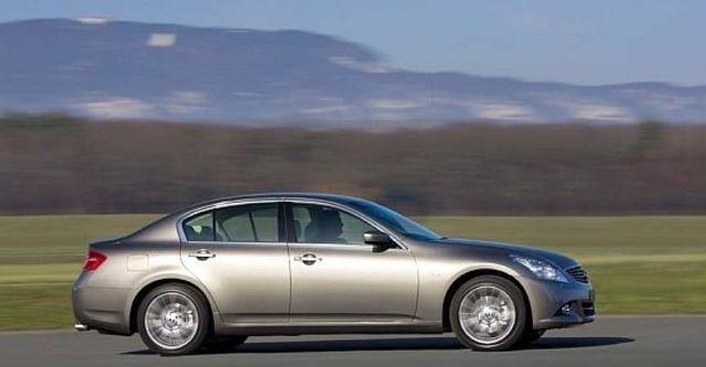 2012 Infiniti G Sedan 25  第4張相片