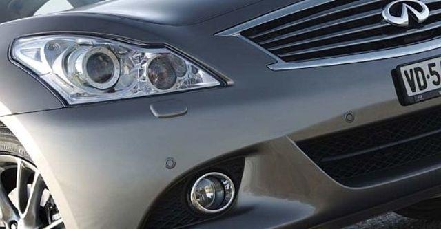 2012 Infiniti G Sedan 25  第5張相片