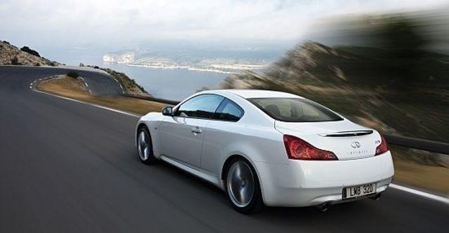 2011 Infiniti G Coupe 37  第4張相片