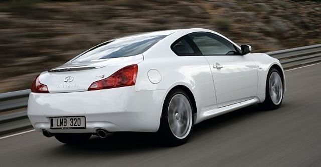 2011 Infiniti G Coupe 37  第5張相片