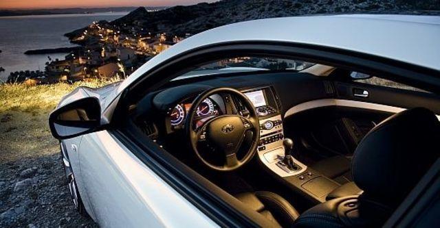2011 Infiniti G Coupe 37  第7張相片