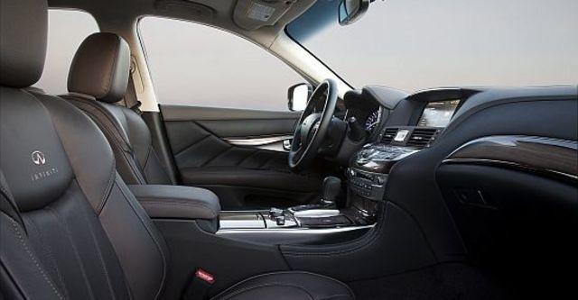 2010 Infiniti M 25 Luxury  第9張相片
