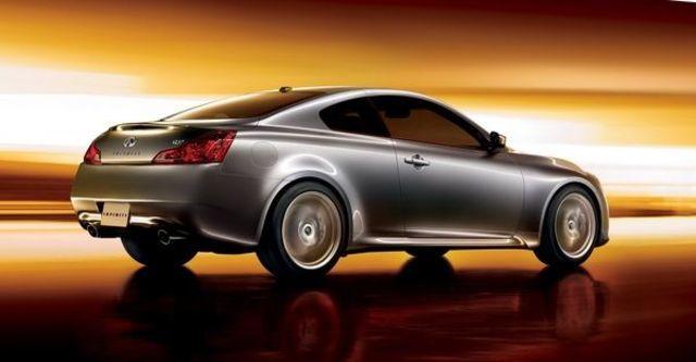 2009 Infiniti G Coupe 37  第5張相片
