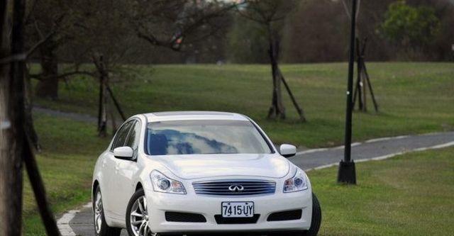 2009 Infiniti G Sedan 37  第1張相片
