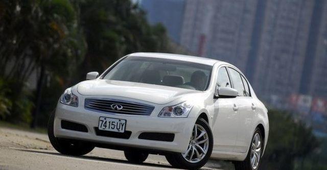 2009 Infiniti G Sedan 37  第3張相片
