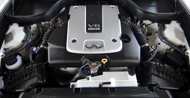 2009 Infiniti G Sedan 37  第16張相片