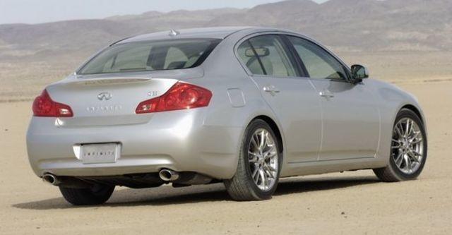 2008 Infiniti G Sedan 35  第3張相片