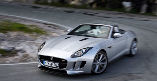 2015 Jaguar F-Type 3.0 S  第1張相片