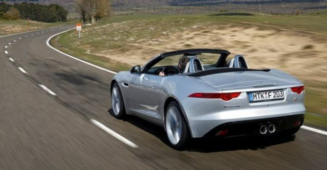 2015 Jaguar F-Type 3.0 S  第2張相片
