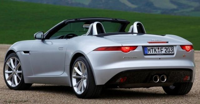 2015 Jaguar F-Type 3.0 S  第4張相片