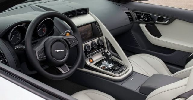 2015 Jaguar F-Type 3.0 S  第8張相片