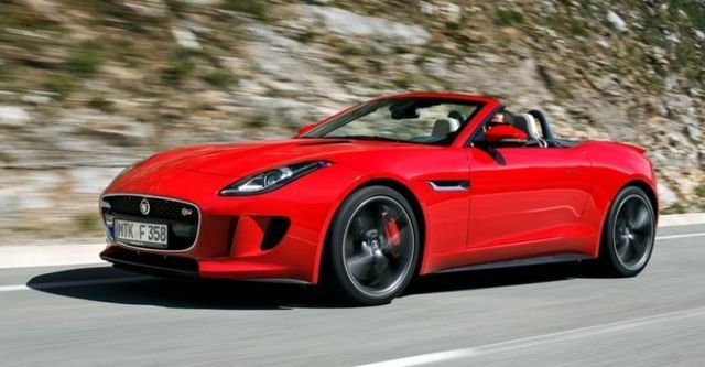 2015 Jaguar F-Type 5.0 V8 S  第2張相片