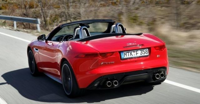 2015 Jaguar F-Type 5.0 V8 S  第3張相片