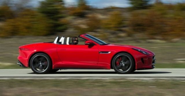 2015 Jaguar F-Type 5.0 V8 S  第4張相片