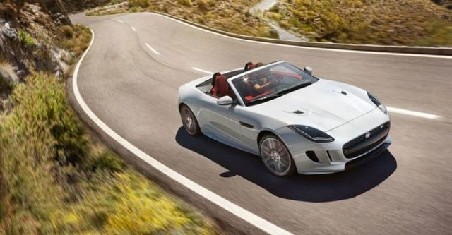 2015 Jaguar F-Type R 5.0 V8  第1張相片