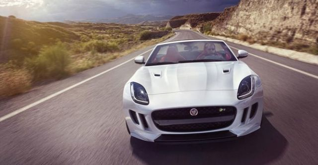 2015 Jaguar F-Type R 5.0 V8  第3張相片