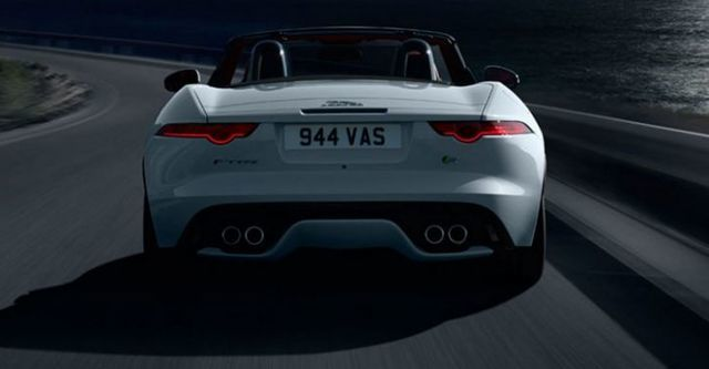 2015 Jaguar F-Type R 5.0 V8  第7張相片