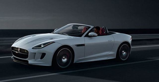 2015 Jaguar F-Type R 5.0 V8  第8張相片