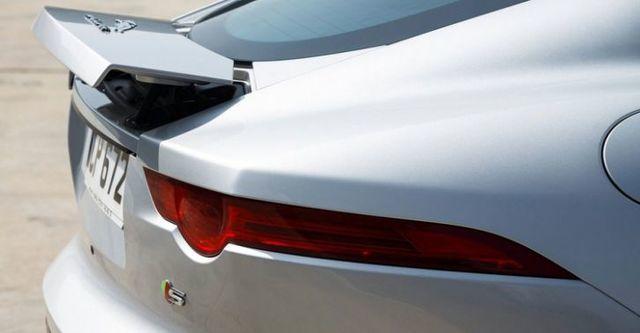 2015 Jaguar F-Type Coupe 3.0 V6 S  第5張相片