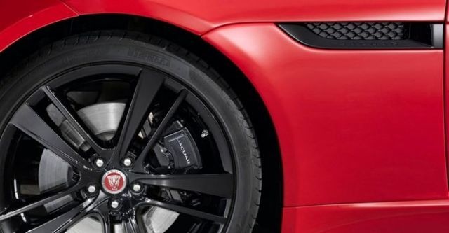 2015 Jaguar F-Type Coupe 3.0 V6 S  第6張相片