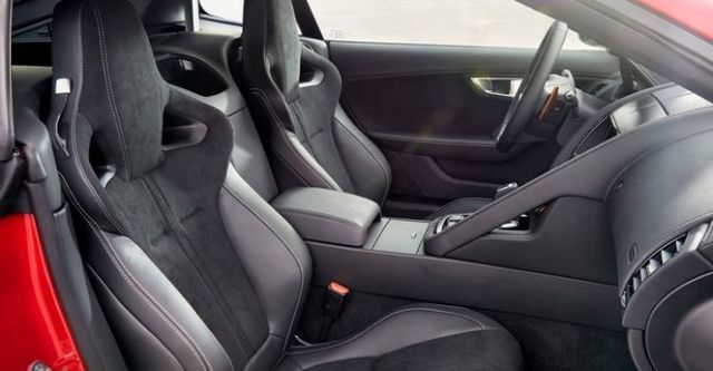 2015 Jaguar F-Type Coupe 3.0 V6 S  第8張相片