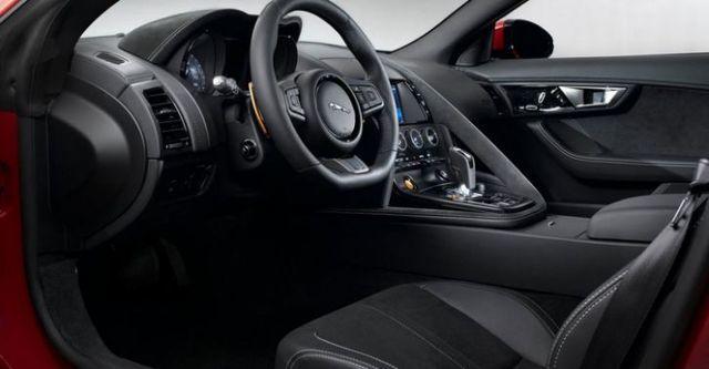 2015 Jaguar F-Type Coupe 3.0 V6 S  第9張相片