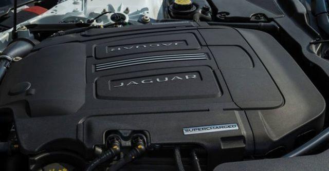 2015 Jaguar F-Type Coupe 3.0 V6 S  第10張相片