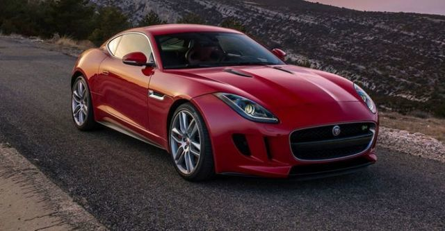 2015 Jaguar F-Type Coupe R 5.0 V8  第1張相片
