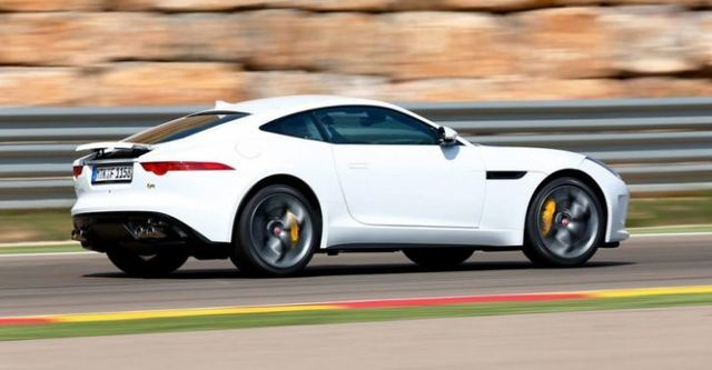 2015 Jaguar F-Type Coupe R 5.0 V8  第2張相片