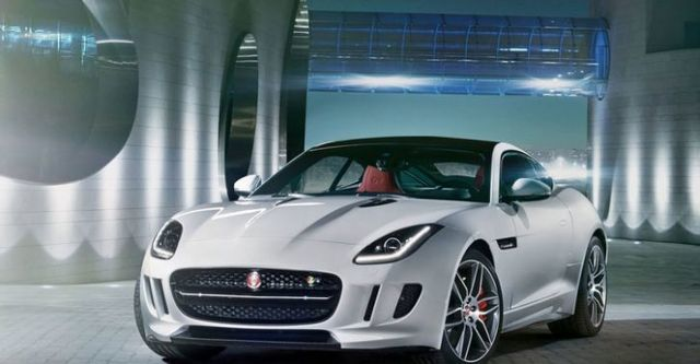 2015 Jaguar F-Type Coupe R 5.0 V8  第3張相片