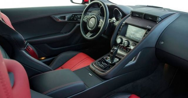 2015 Jaguar F-Type Coupe R 5.0 V8  第9張相片