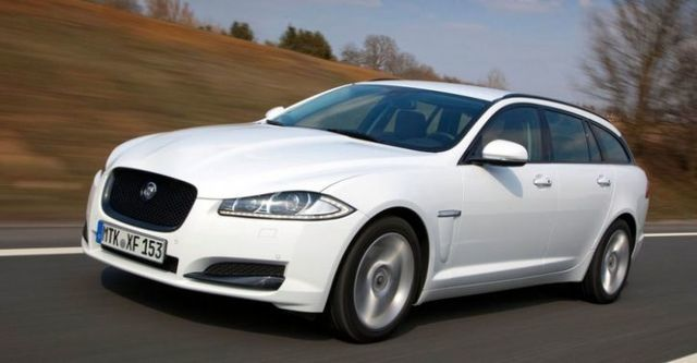 2015 Jaguar XF Sportbrake 2.2D Luxury