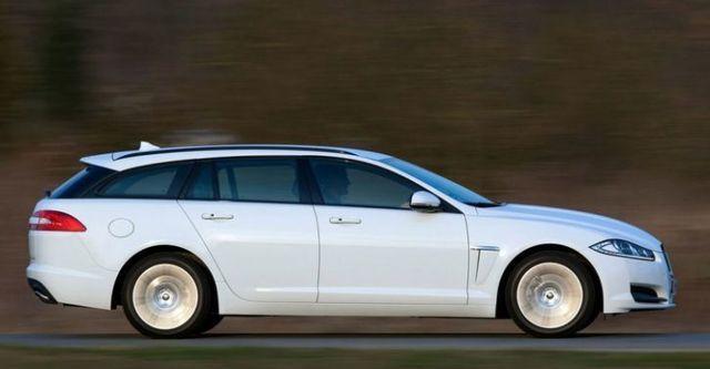 2015 Jaguar XF Sportbrake 2.2D Luxury  第3張相片