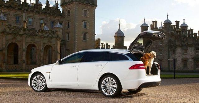2015 Jaguar XF Sportbrake 2.2D Luxury  第4張相片