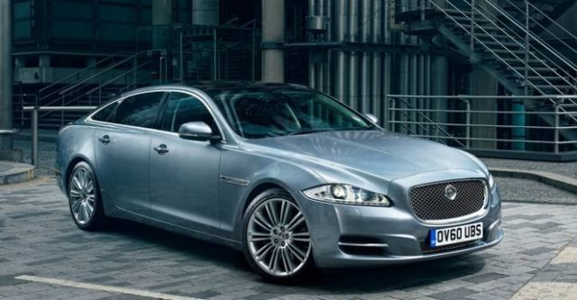 2015 Jaguar XJ L Premium Luxury  第2張相片