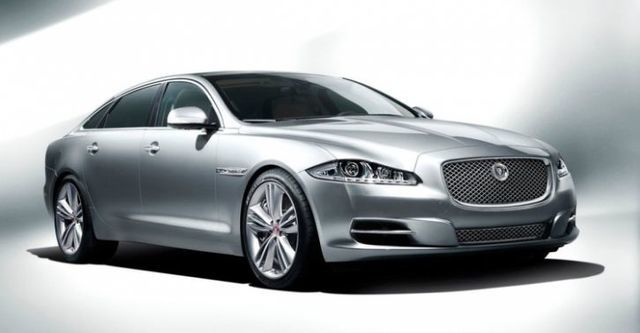 2015 Jaguar XJ L Premium Luxury  第4張相片