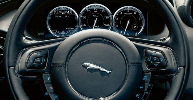 2015 Jaguar XJ Luxury  第9張相片