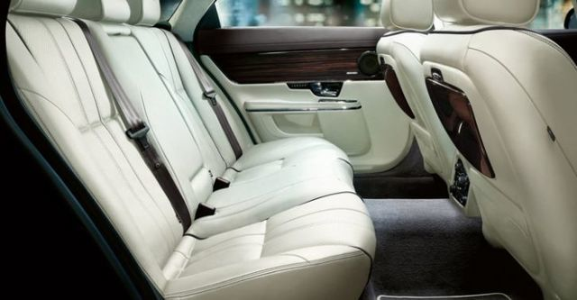 2015 Jaguar XJ Luxury  第10張相片