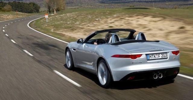 2014 Jaguar F-Type 3.0 S  第2張相片