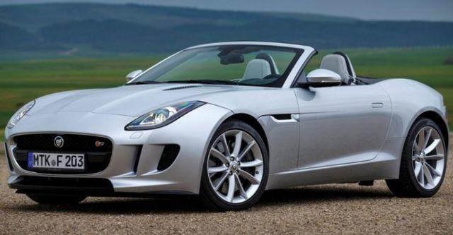 2014 Jaguar F-Type 3.0 S  第3張相片