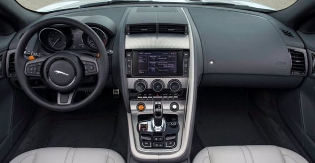 2014 Jaguar F-Type 3.0 S  第7張相片