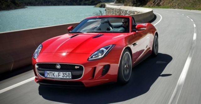 2014 Jaguar F-Type 5.0 V8 S  第1張相片