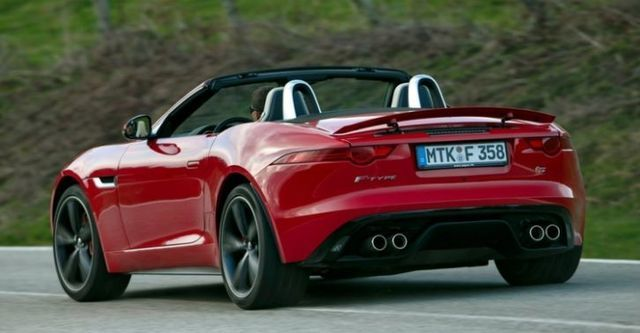 2014 Jaguar F-Type 5.0 V8 S  第5張相片