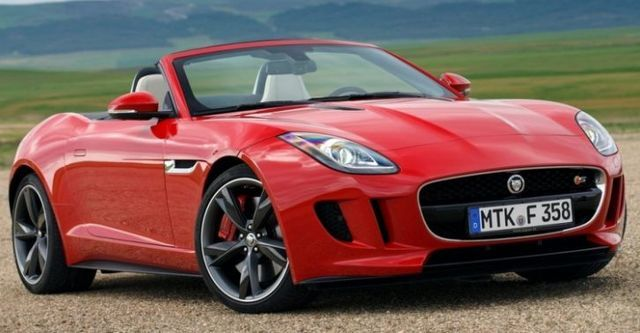 2014 Jaguar F-Type 5.0 V8 S  第6張相片